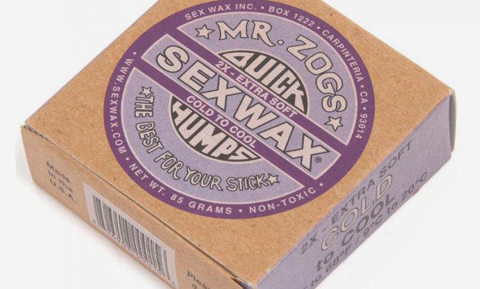 Mr Zogs Sex Wax Surf Wax Cold