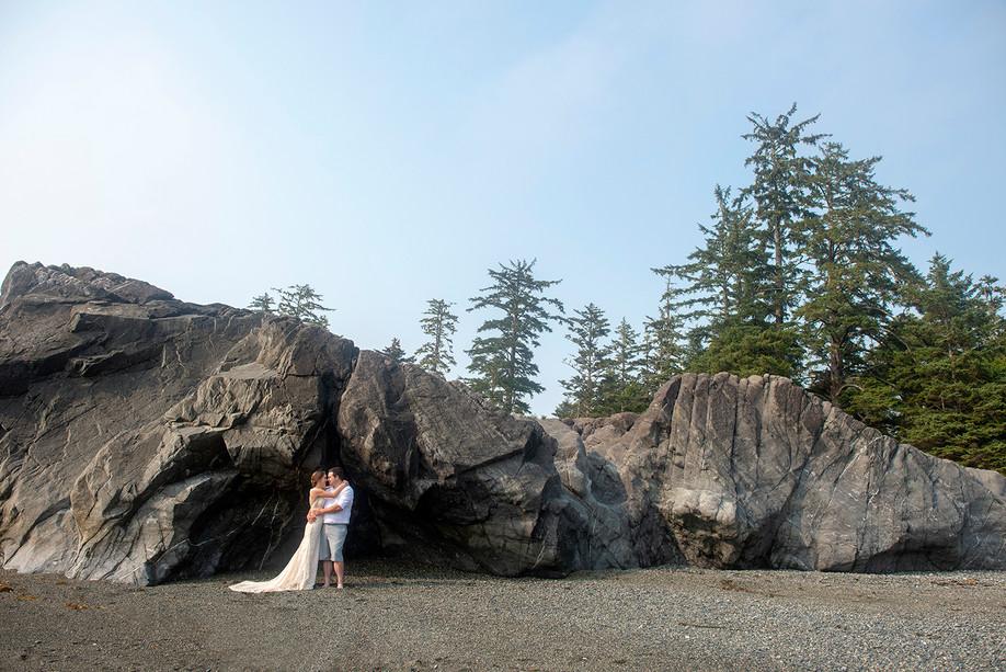 Wya Point Wedding || Ucluelet || Dez & Rich