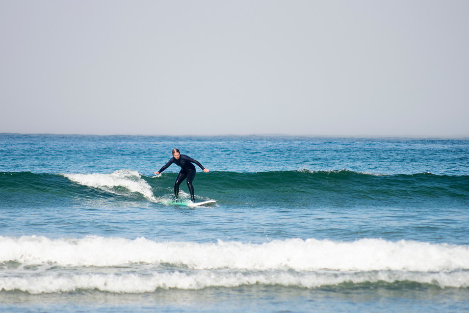 Everything You Need to Know as a Beginner Surfer in Tofino & Ucluelet
