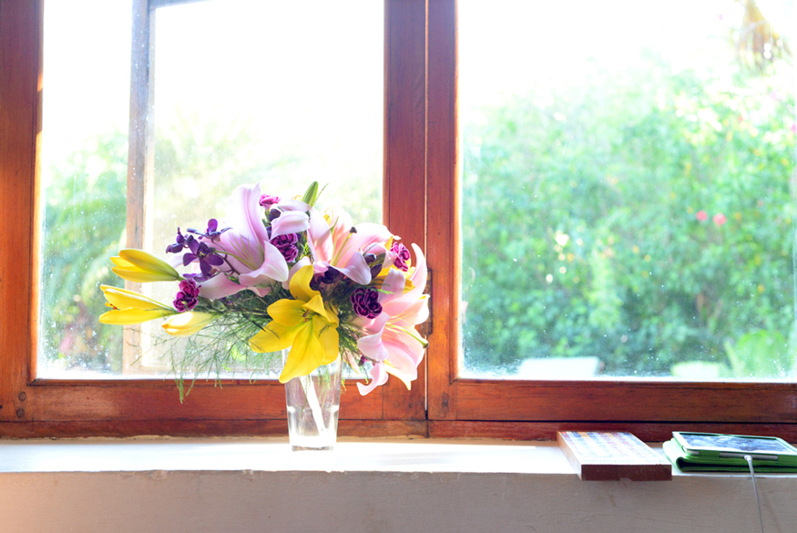 Wedding Flowers in Tofino
