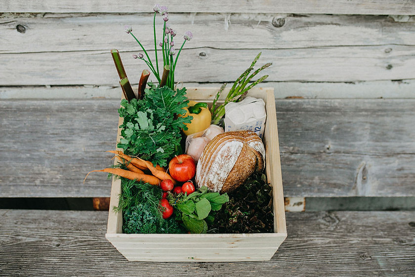 Love Local Food Boxes