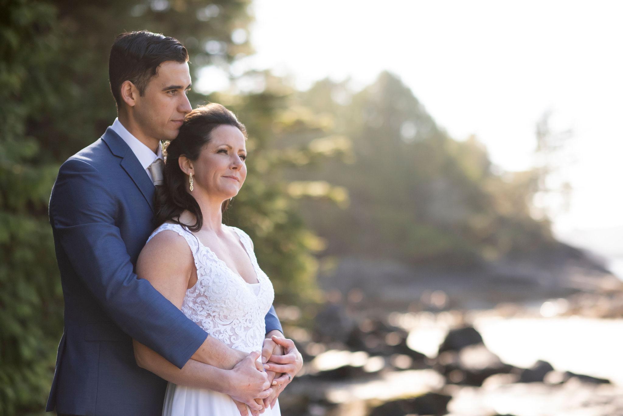 Tofino Wedding On The Beach