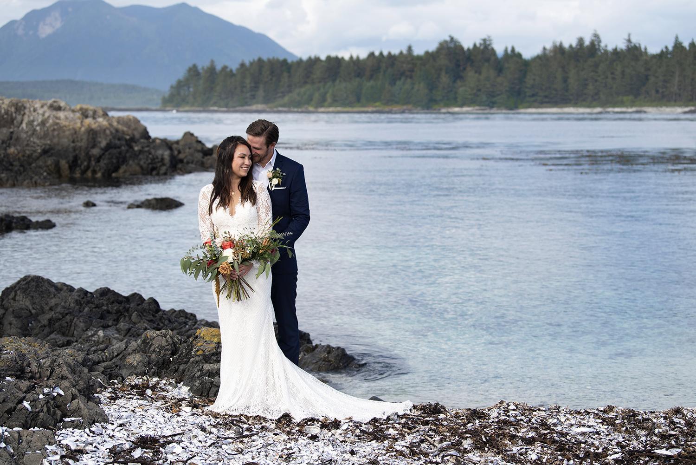 ucluelet tofino wedding photography kaitlyn shea