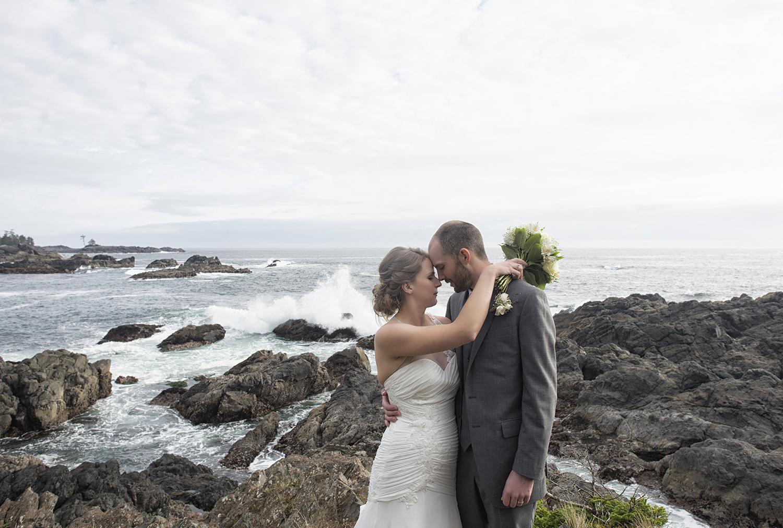 Black Rock Resort Wedding Ucluelet