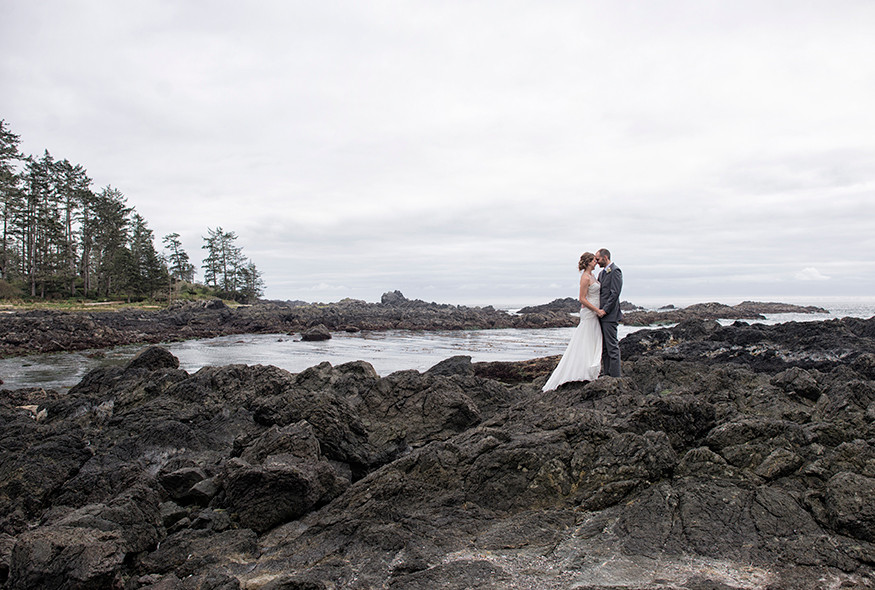 wedding photographer Tofino