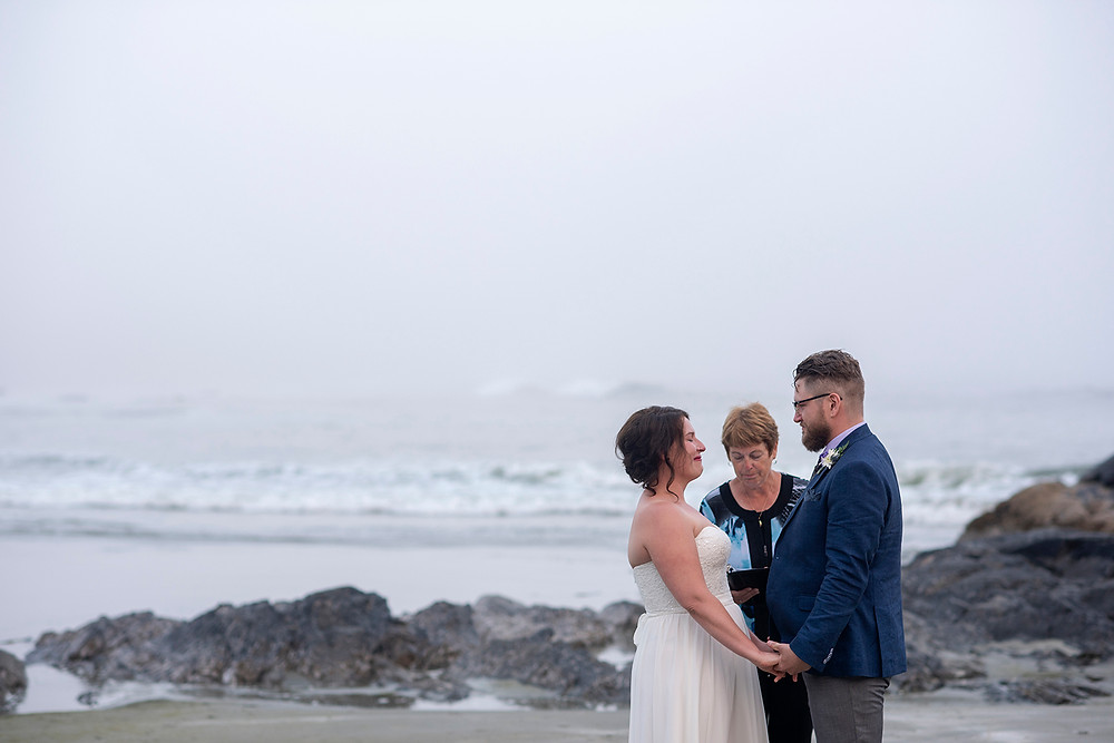 Tofino wedding photography