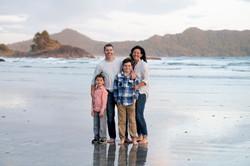 family photography tofino ucluelet