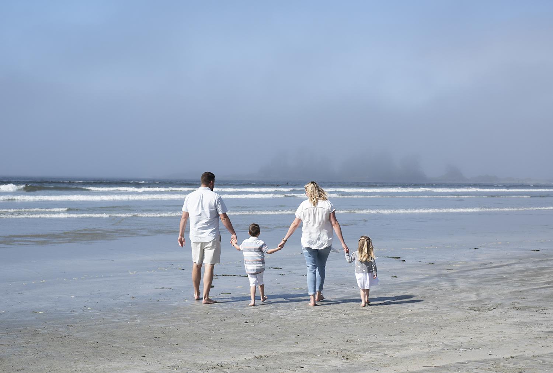 tofino photographer family