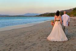 Playa Grande Beach Wedding