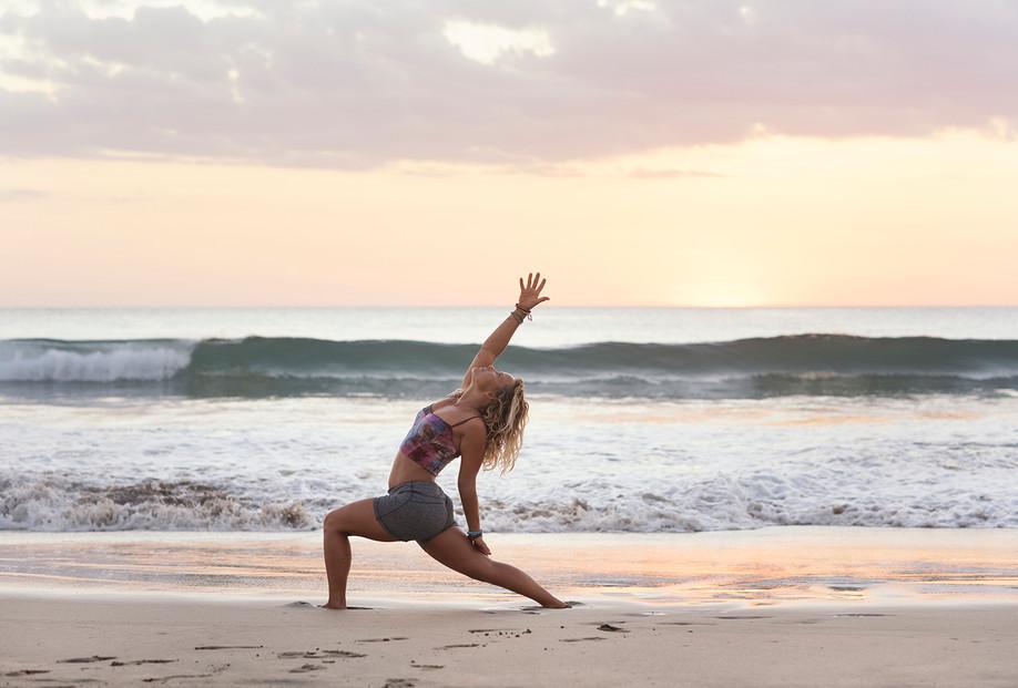 Leela Yoga || Playa Grande, Costa Rica
