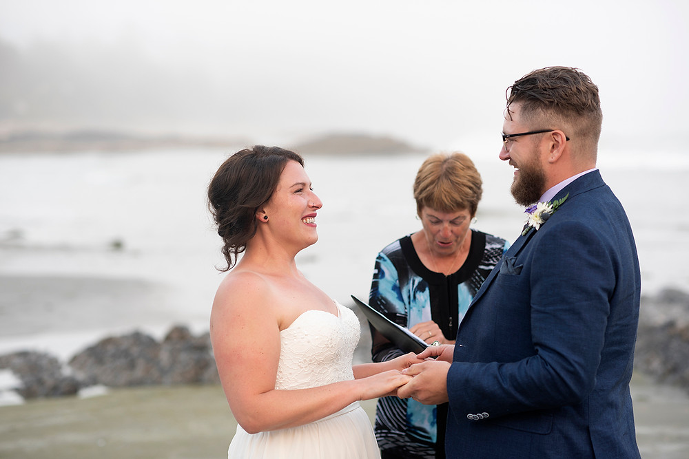 wedding photography Tofino