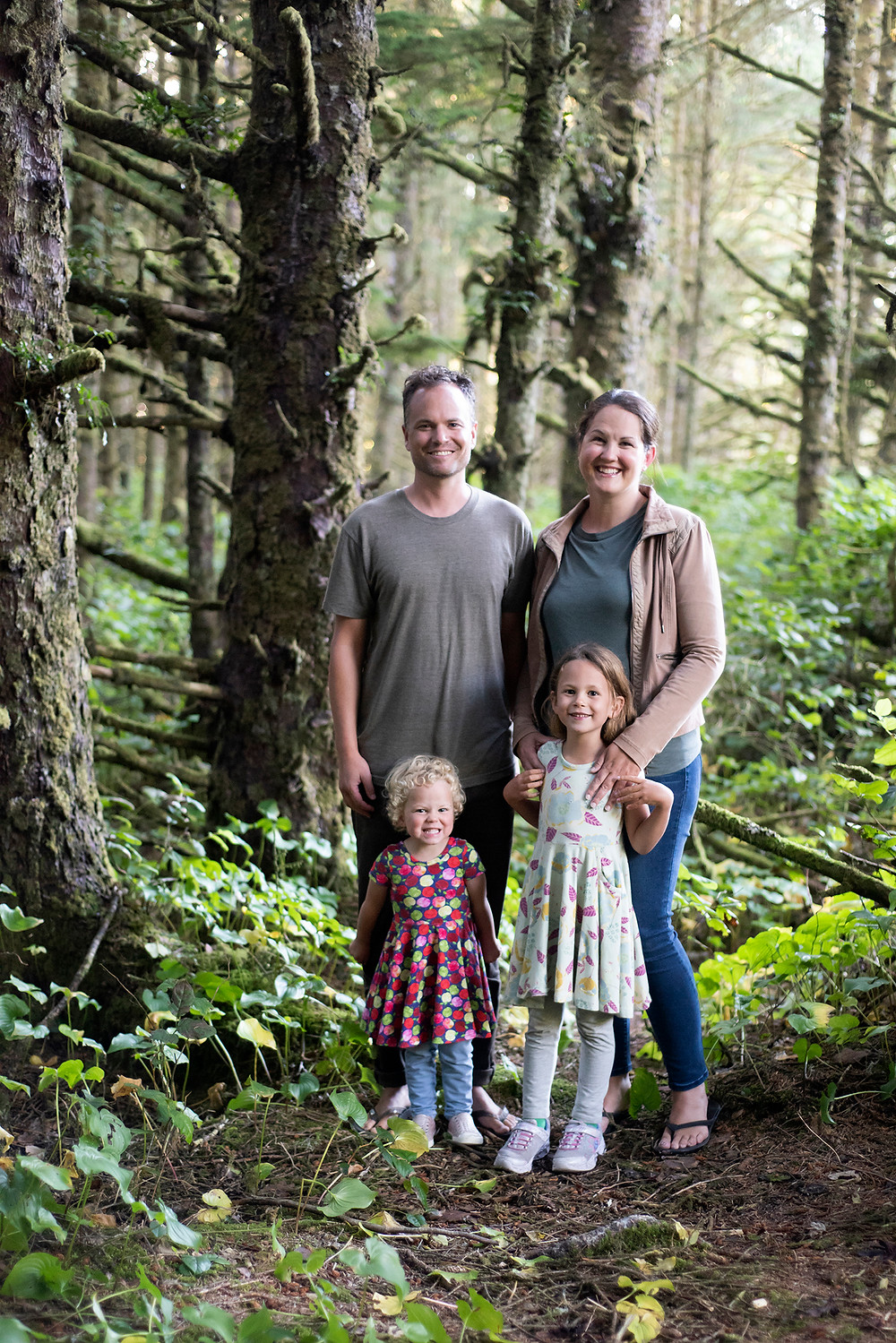 Family Photography in Tofino