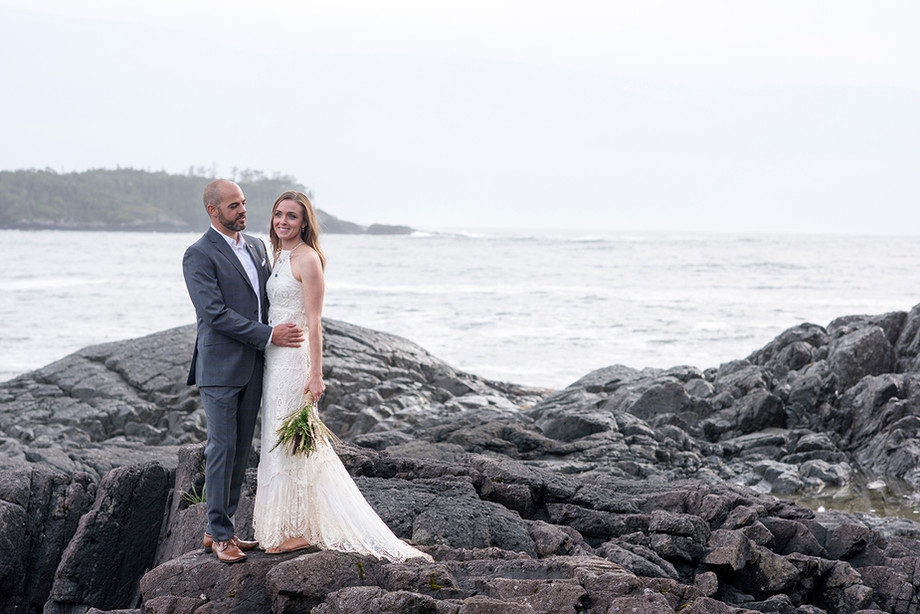 Why Having a Destination Wedding in Tofino Is The Best