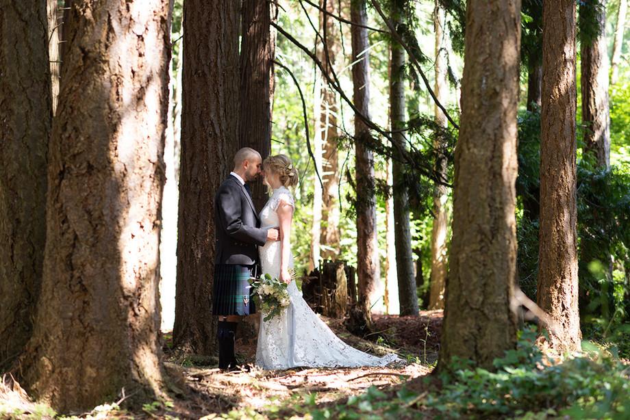 Vancouver Island Wedding || Sea Cider Victoria || Ilona & Thom
