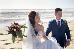 wickaninnish beach wedding photographed by Tofino photographer Kaitlyn Shea