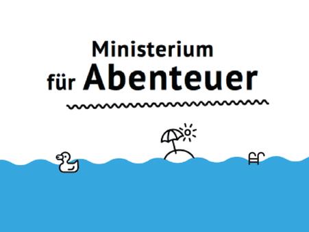 Vorgestellt: Das Ministerium für Abenteuer