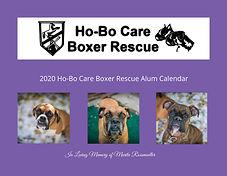 2020 Ho-Bo Care Boxer Rescue Alum Calend