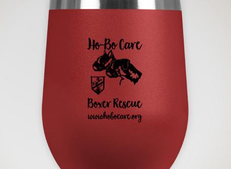 Ho-Bo Care Wine Tumblers!