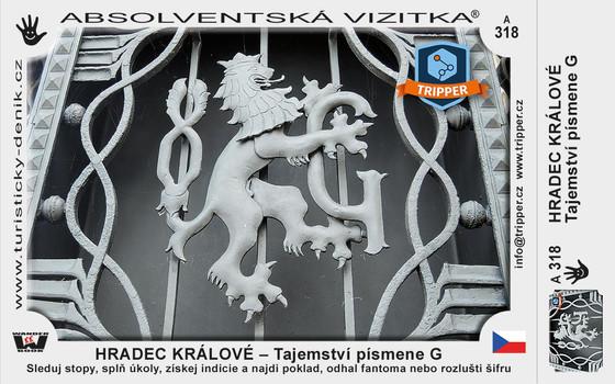 vizitka TRIPPER Hradec Králové