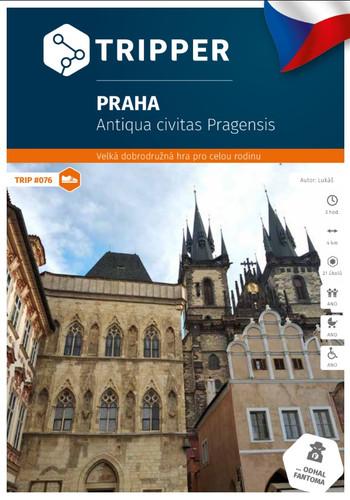 titulka TRIPPER Praha 1