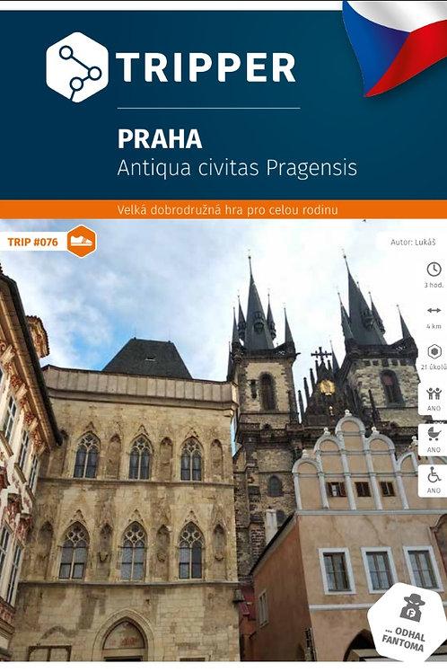 076 PRAHA - Antiqua civitas Pragensis