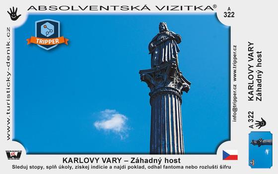 vizitka Karlovy Vary