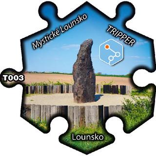 magnetka T003 Lounsko
