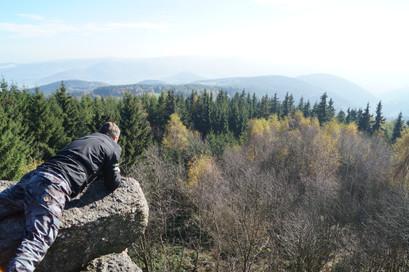 Kamenné sfingy