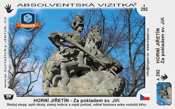 vizitka Horní Jiřetín
