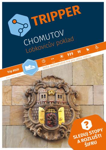 titulka TRIPPER Chomutov