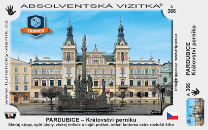 TRIPPER Pardubice