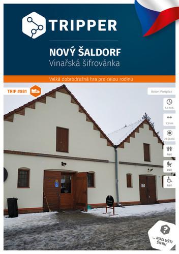 titulka TRIPPER Nový Šaldorf