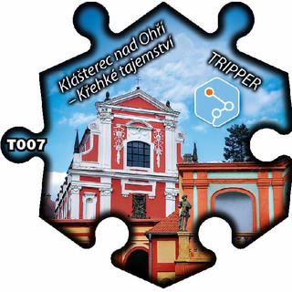 magnetka T007 Klášterec
