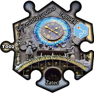 magnetka T002 Žatec