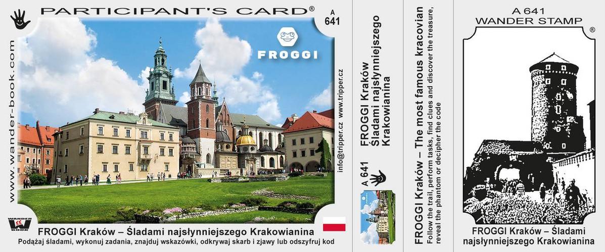 vizitka TRIPPER Krakow