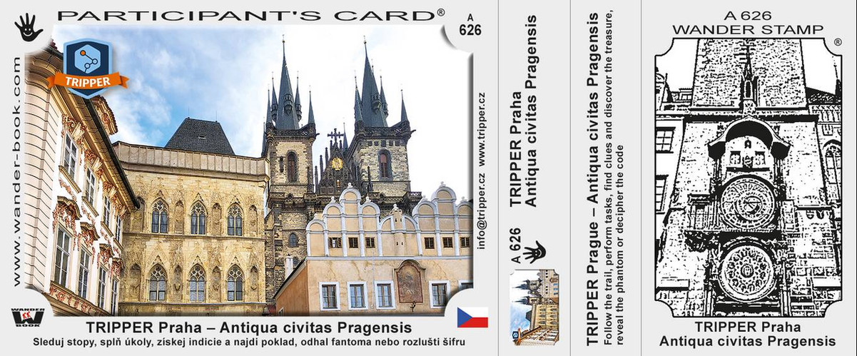 TRIPPER Praha 1