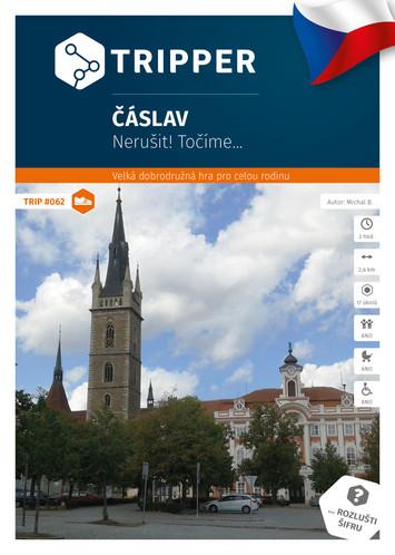 titulka TRIPPER Čáslav