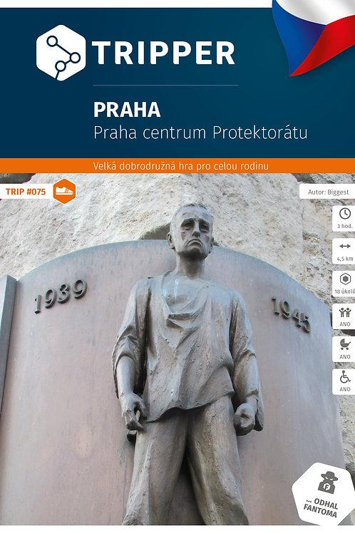 075 PRAHA - centrum Protektorátu