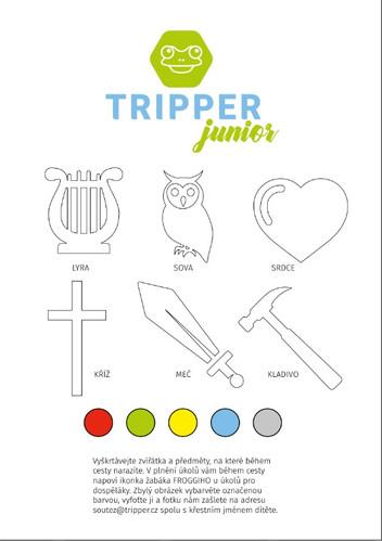 junior TRIPPER Zlonice