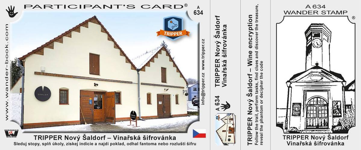 vizitka TRIPPER Nový Šaldorf