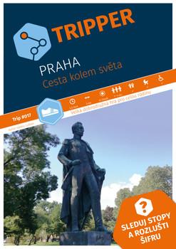 titulka TRIPPER Praha 6