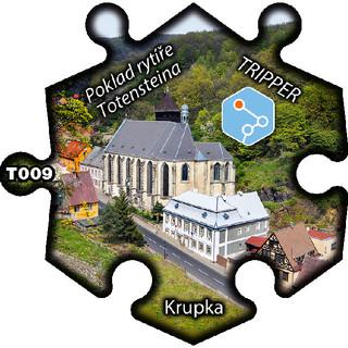 magnetka T009 Krupka