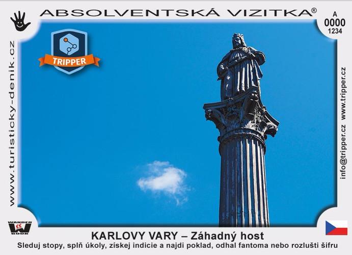 TRIPPER Karlovy Vary