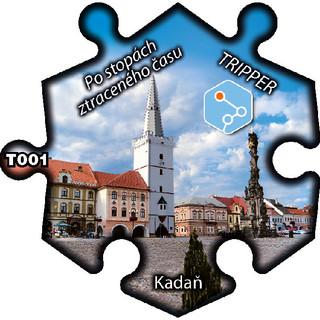 magnetka T001 Kadaň