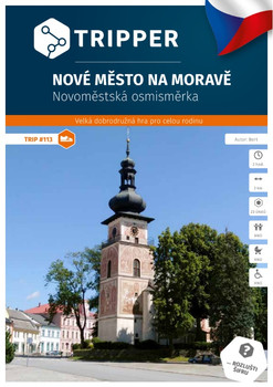 TRIPPER Nové Město na Moravě
