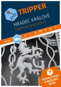 titulka TRIPPER Hradec Králové