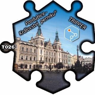 magnetka T026 Pardubice