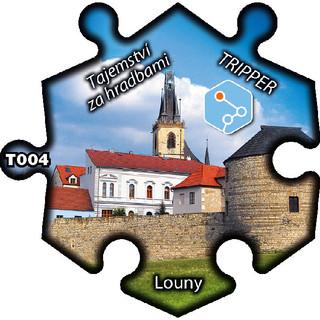 magnetka T004 Louny