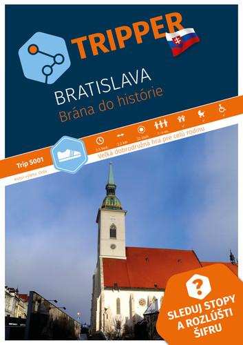 titulka TRIPPER Bratislava