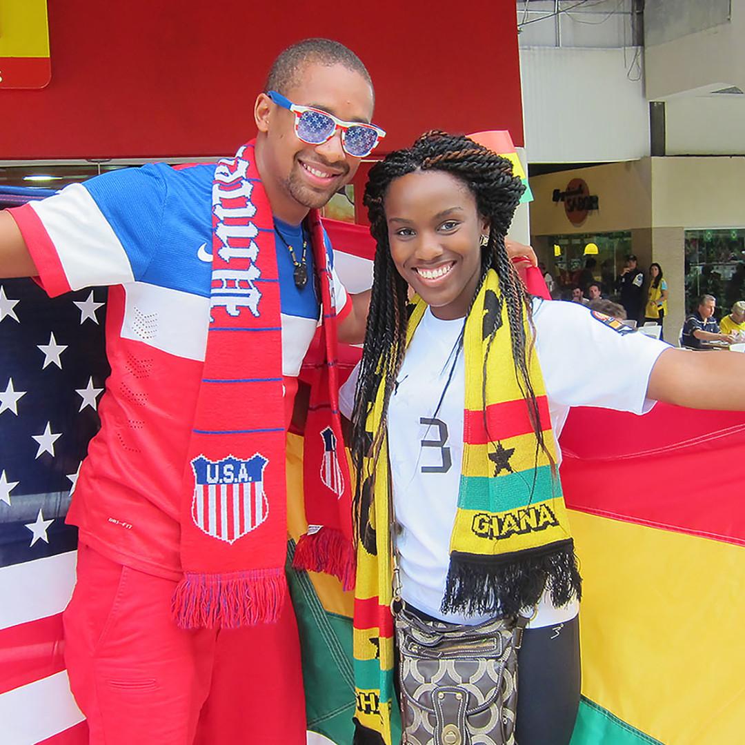 USA vs Ghana
